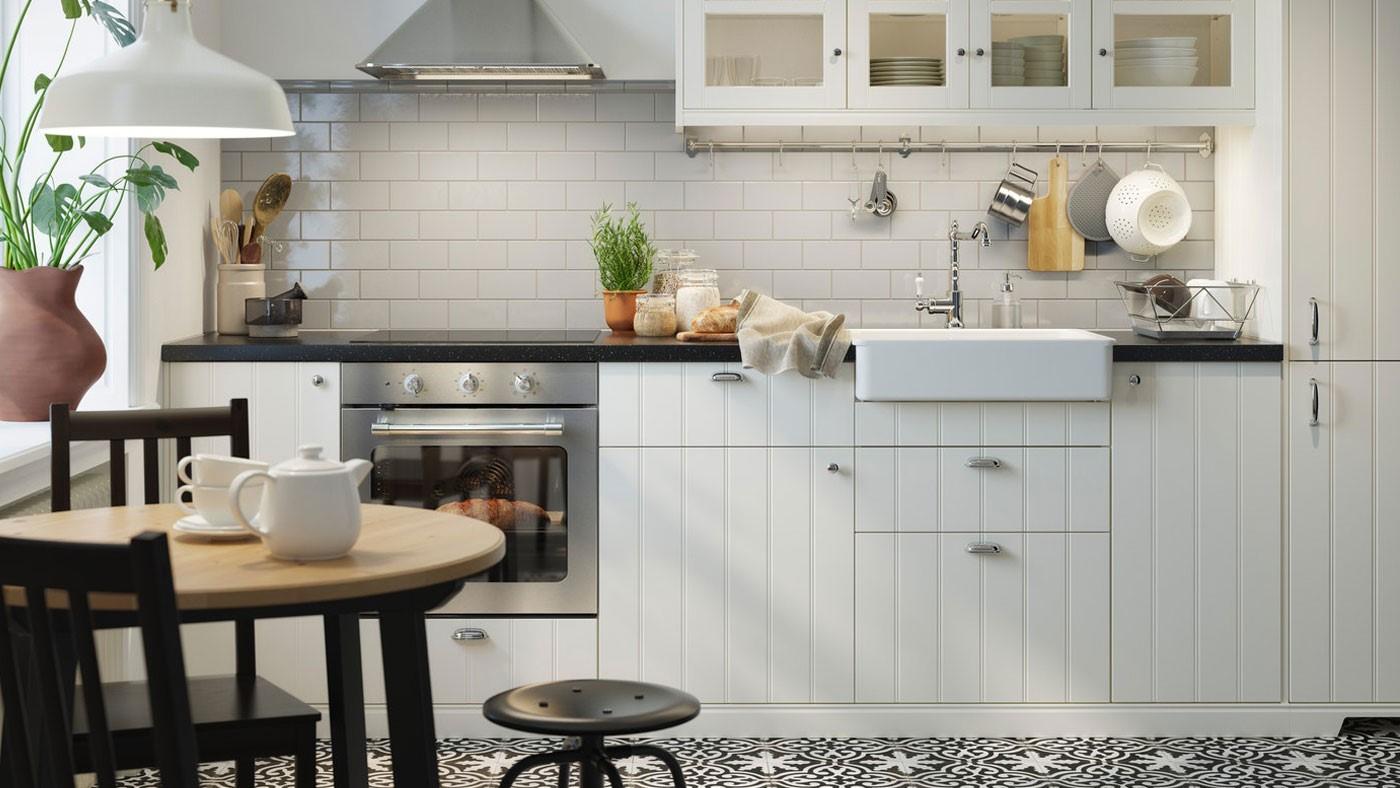 Traditional kitchens  IKEA Cyprus