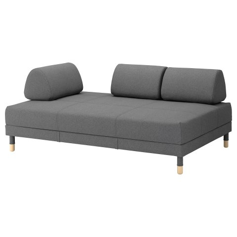 Superb Flottebo Sofa Bed Grey Ikea Cyprus Pabps2019 Chair Design Images Pabps2019Com