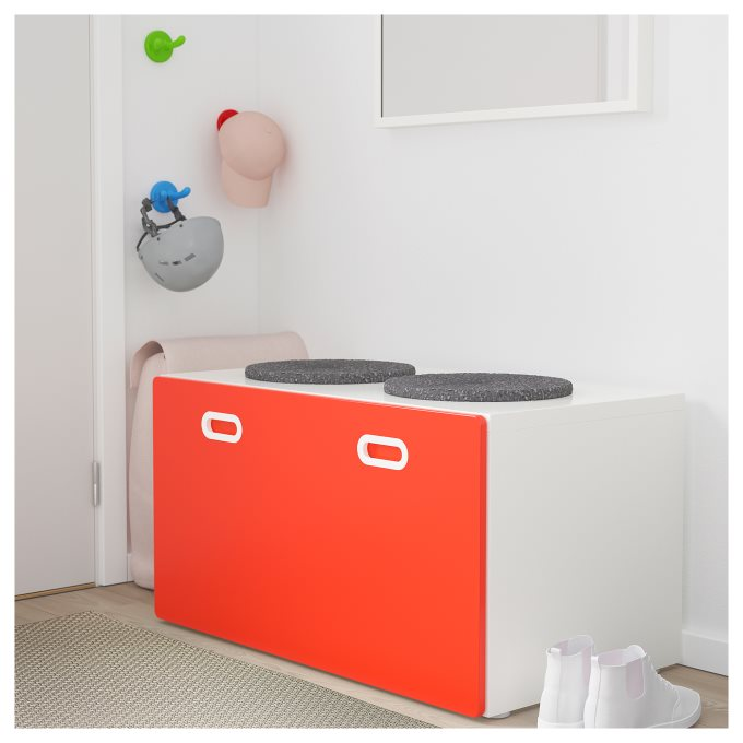 Stuva Fritids Bench With Toy Storage Other Colors Ikea