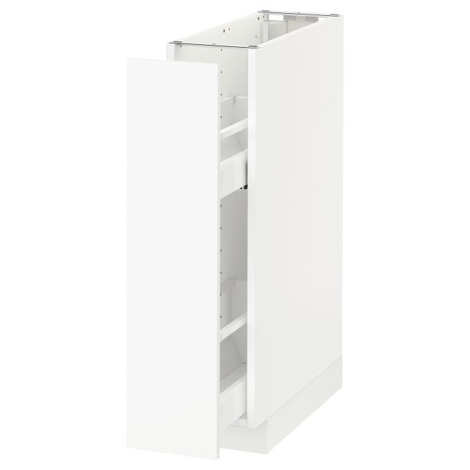 METOD base cabinet/pull-out interior fittings | IKEA Cyprus