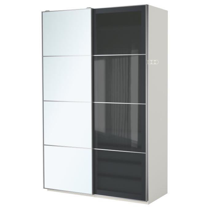 Pax Wardrobe With Sliding Doors Ikea Cyprus