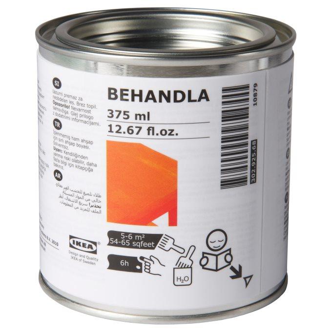 BEHANDLA glazing paint, Orange   IKEA Cyprus
