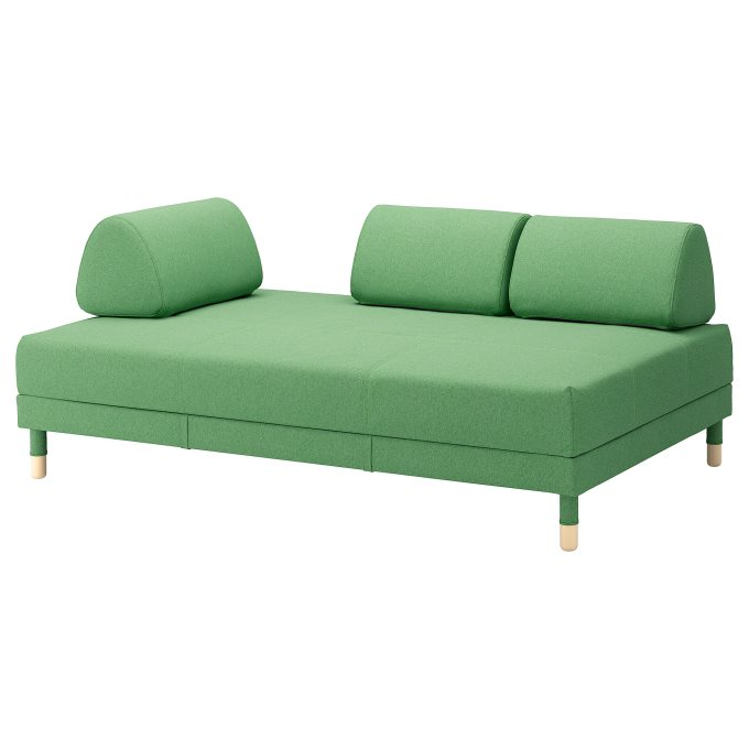 Terrific Flottebo Sofa Bed Green Ikea Cyprus Pabps2019 Chair Design Images Pabps2019Com