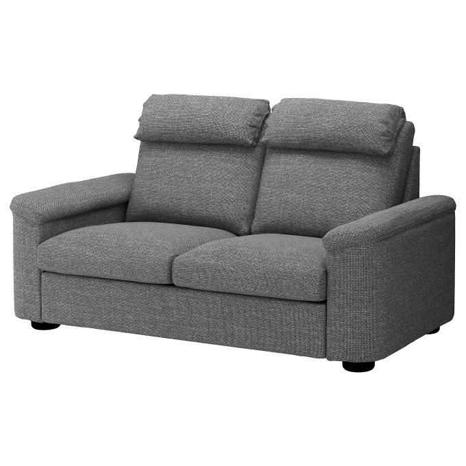 Admirable Lidhult 2 Seat Sofa Bed Grey Ikea Cyprus Pabps2019 Chair Design Images Pabps2019Com