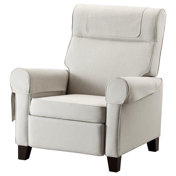 Pleasant Muren Recliner Beige Ikea Cyprus Pdpeps Interior Chair Design Pdpepsorg